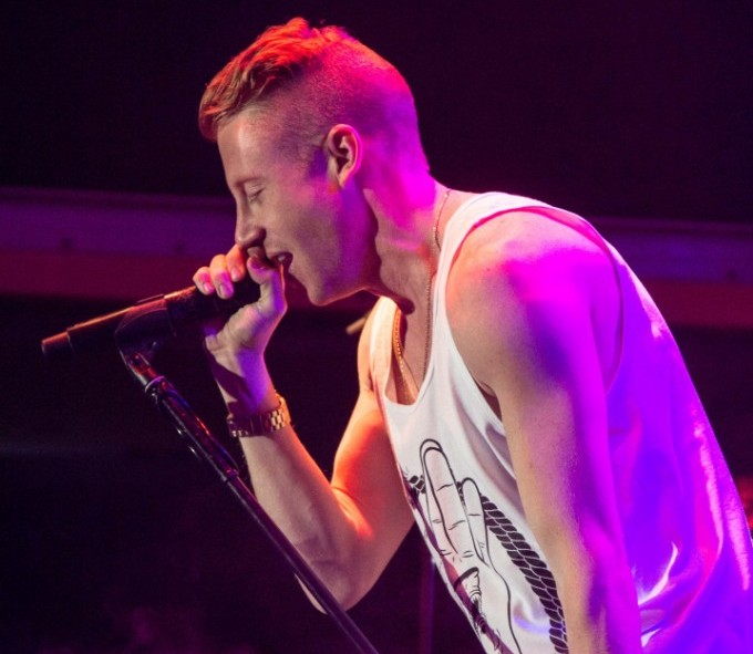 Macklemore and Ryan Lewis At Dixie State University