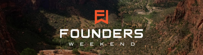 Great Time Teaming Up For Founders Weekend 2016