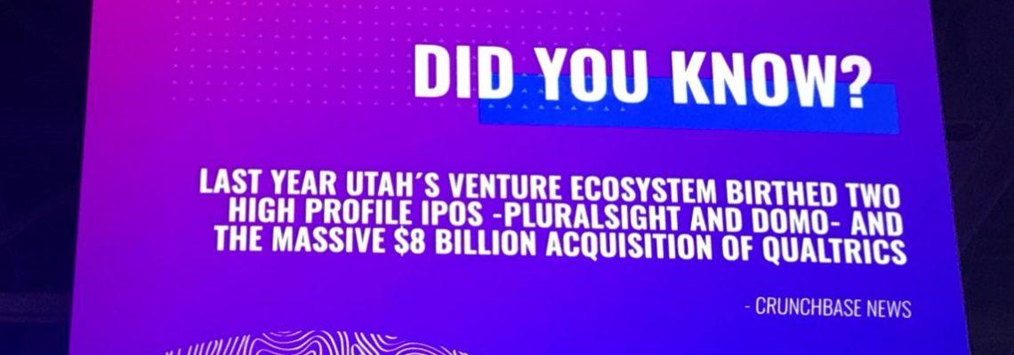 Attending 2020 Silicon Slopes  New Insights & Mark Zuckerberg