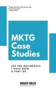 Marketing Case Studies - Download